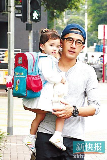刘恺威和杨幂有女儿_刘恺威父亲:杨幂女儿小糯米很有表演天分_娱乐_环球网