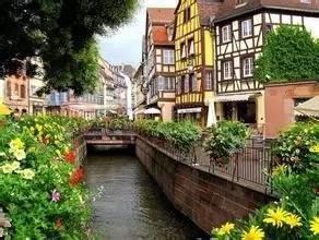 在法国不止巴黎,盘点那些精致的法国小镇