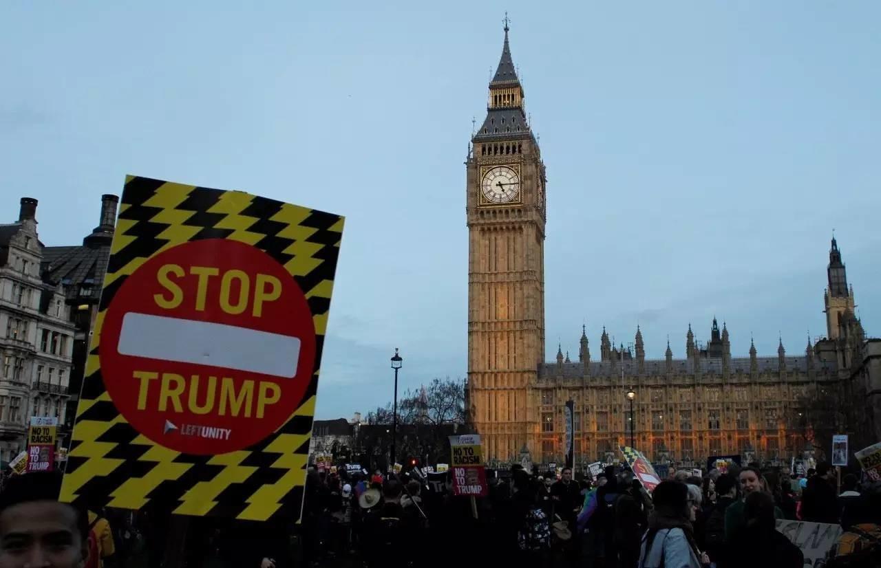 激辩丨英国两党竟为特朗普吵了起来  为什么?