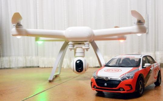 从新能源汽车骗补看无人机行业发展
