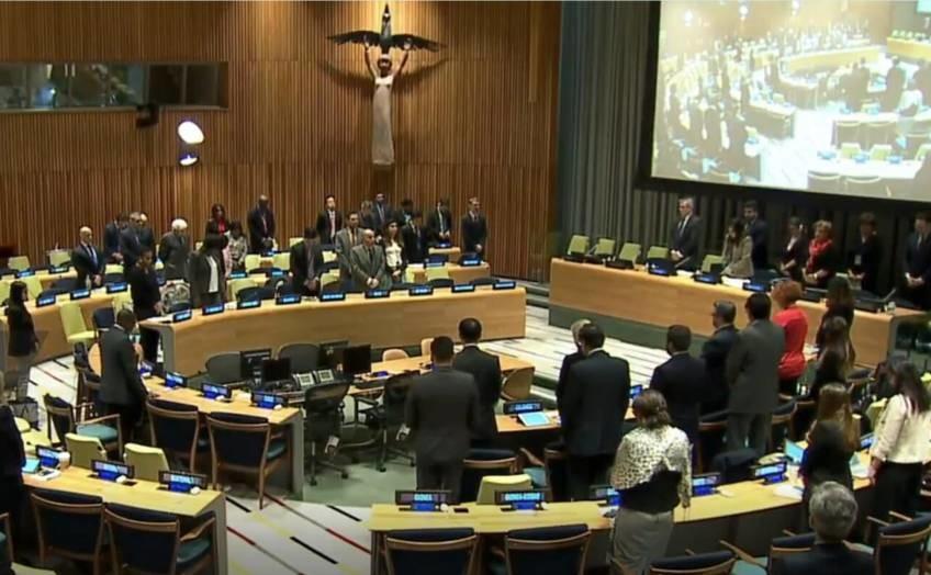 突发:俄罗斯遭受一起重大损失,整个联合国震惊...