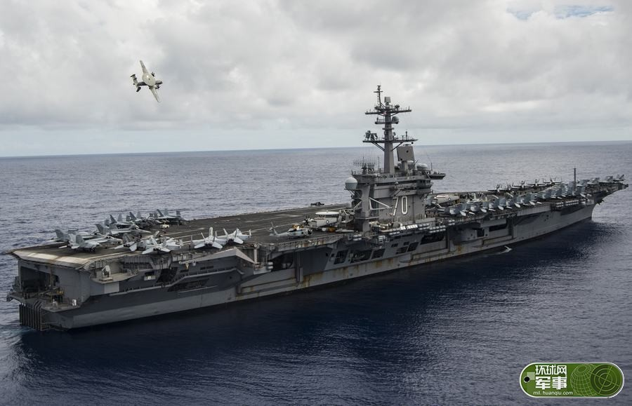 美军南海搅局动作不断欲拱火 一盟友却罕见反对 - wanggao339 - wanggao339 的博客