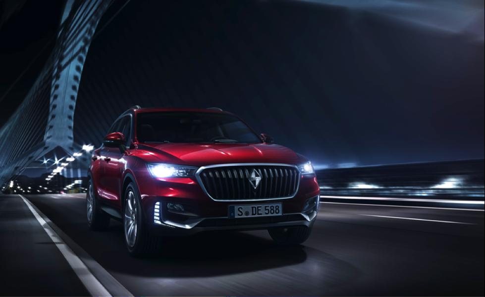 打造SUV产品矩阵 德国宝沃开启2017新征程