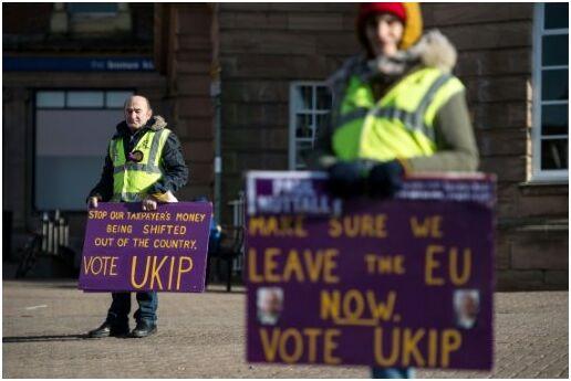 非成即败!英补选活动或成独立党和工党关键转折点
