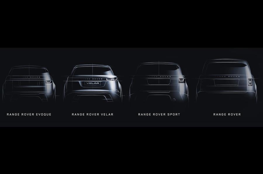 路虎Velar全新SUV官图首发 内饰设计创新