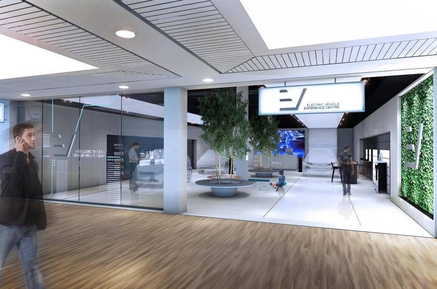 英国建首家电动汽车体验中心  今春开业