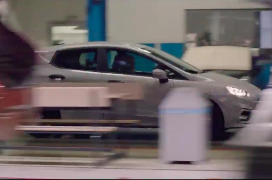 新一代福特嘉年华ST抢先看 本月正式发布