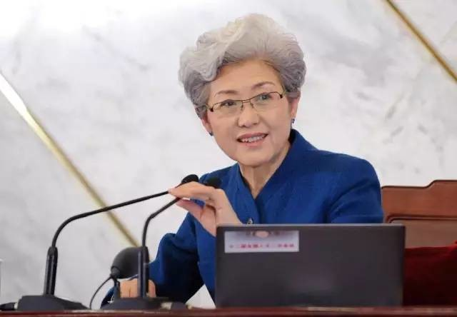 """64岁的傅莹被誉为""""真女神""""!外交部才是迷倒万千少女的中国天团呀!"""