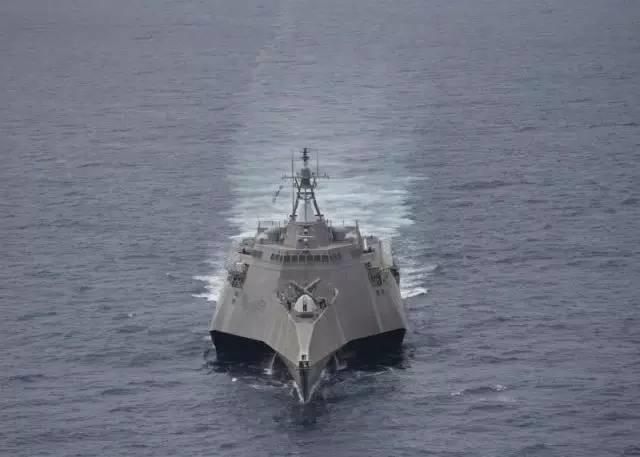 看到中国这型战舰,美国人不禁虎躯一震