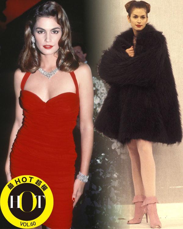 """最hot超模:火了30年 她才是""""网红模特""""的开山鼻祖!"""
