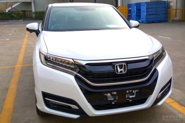 冠道姊妹车型 东风本田UR-V 3月1日亮相