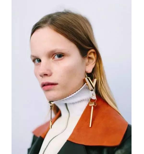 怕冷星人最in单品 所有衣服都能搭配的耳环在这里