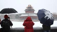 北京春天大雪 你看到了吗?
