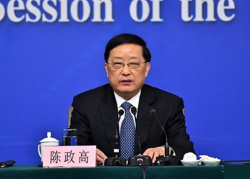 住建部部长陈政高谈房地产和棚改情况