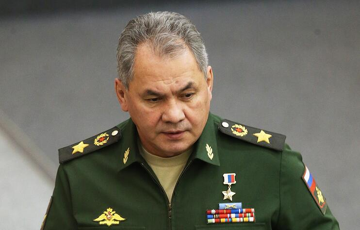 俄防长:俄已组建信息战部队 保护俄免遭信息攻击