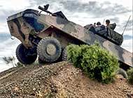 澳大利亚采购世界第一装甲车