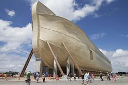 """美""""诺亚方舟""""将办展览传播圣经文化"""