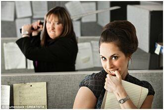 研究发现多数人无法在职场中识别竞争对手