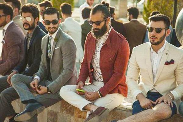 伊拉克男子俱乐部时尚秀 望改变人们思维方式