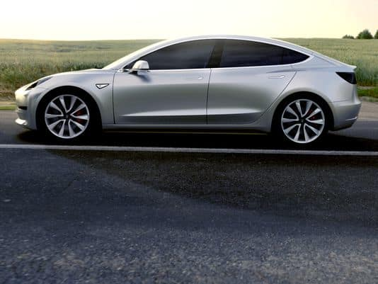 特斯拉重申Model 3将于7月如期投产