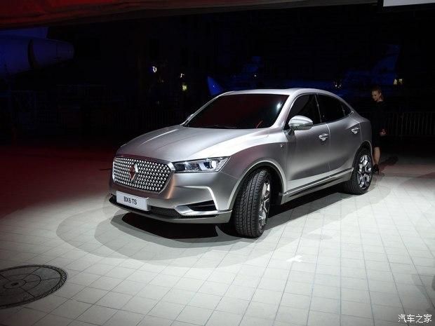 推BX6/BX7 EV等 2017年宝沃新车计划