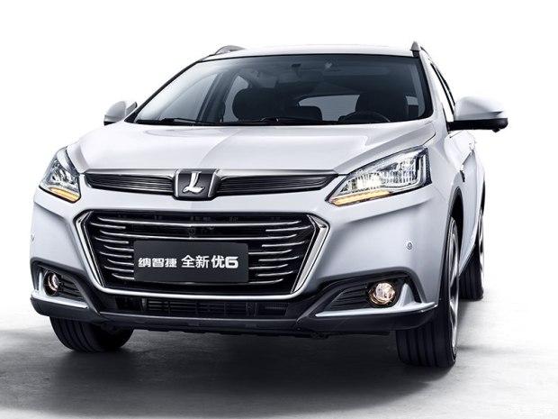 换搭1.6T 新款优6 SUV将于4月19日上市