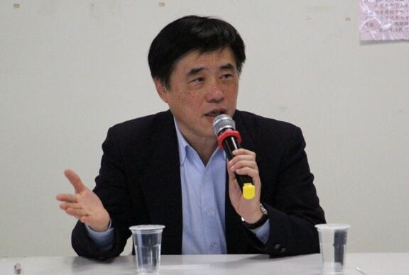 郝龙斌:国民党已无分裂本钱 不能只想着选领导人