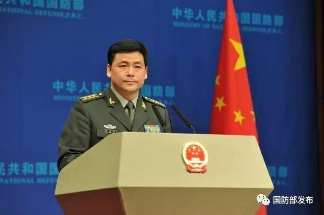 国防部举行2月例行记者会