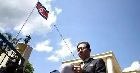 大马警方称朝使馆人员涉嫌杀害金正男 朝鲜一份声明怼了回去