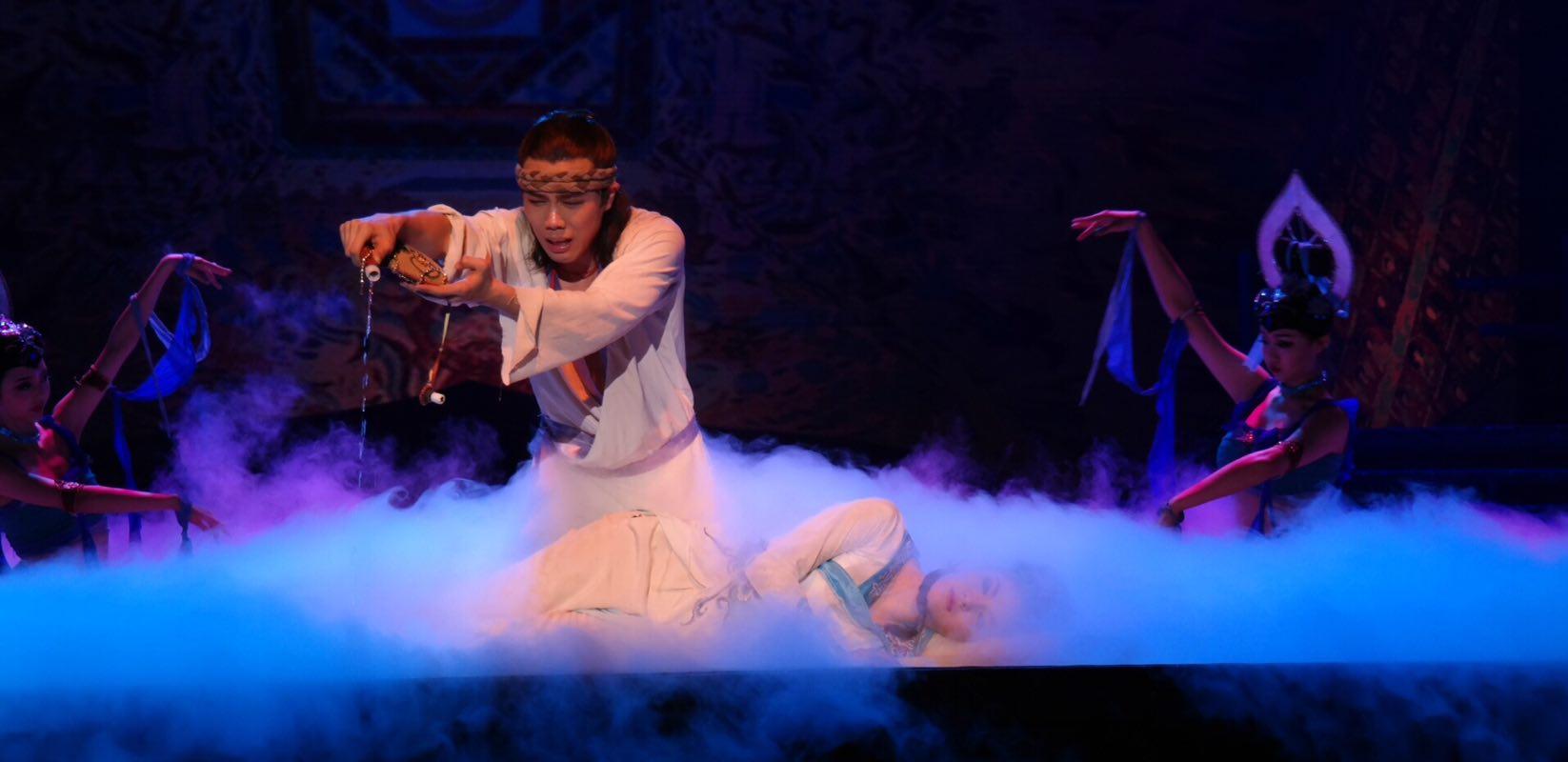中国版《罗密欧与朱丽叶》 《大梦敦煌》征服法兰克福