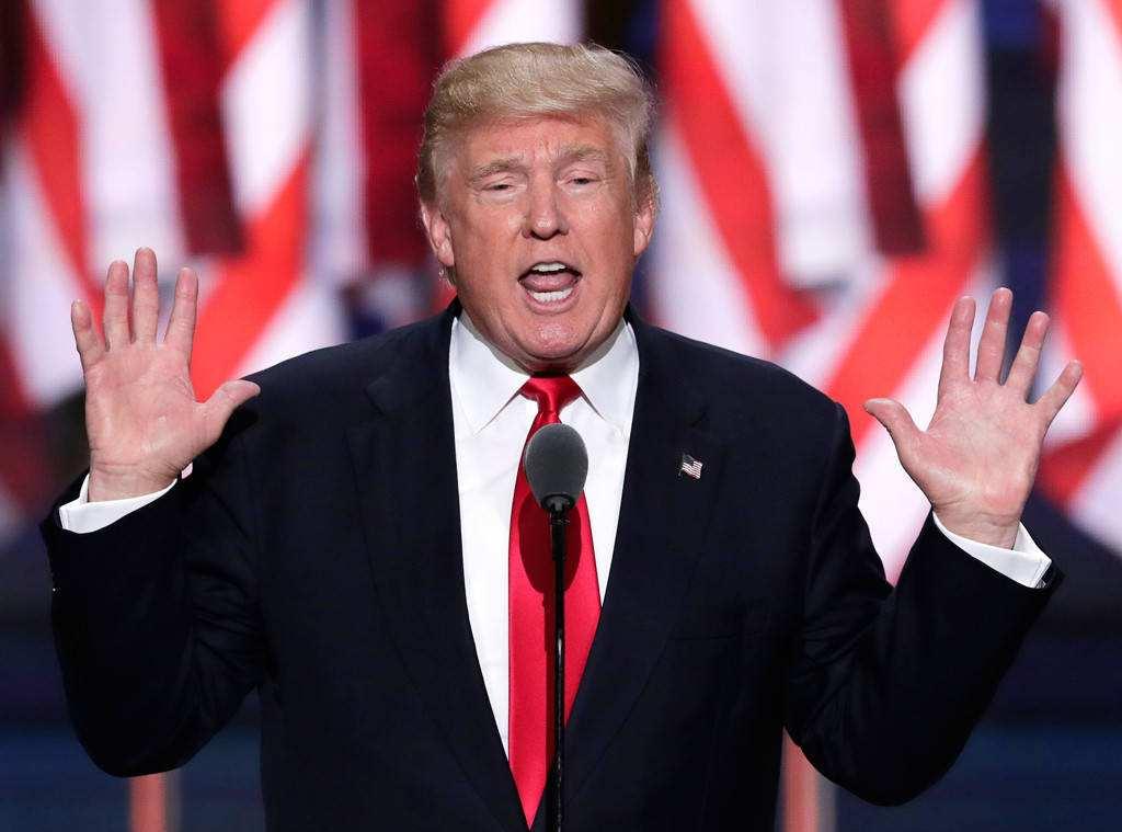 美媒:特朗普对华政策是纸老虎 只是在虚张声势