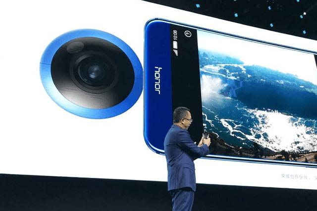 华为联合Insta360推VR相机 轻便小巧画质清晰