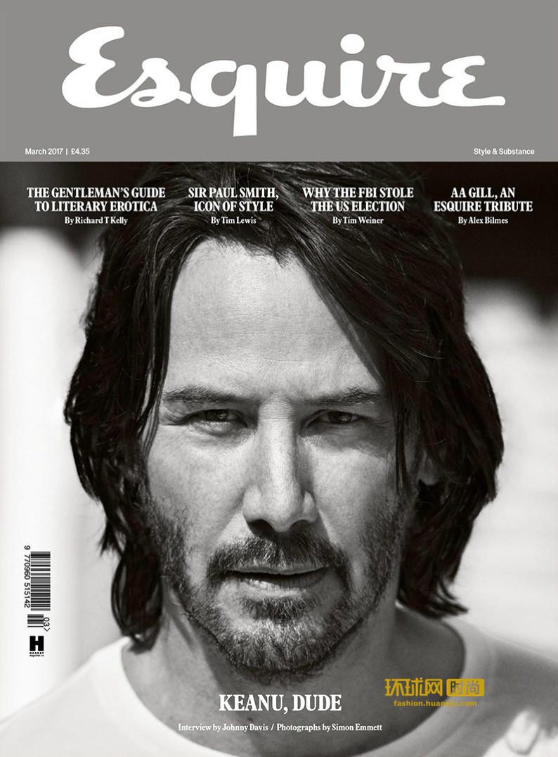 Keanu Reeves 老牌帅哥