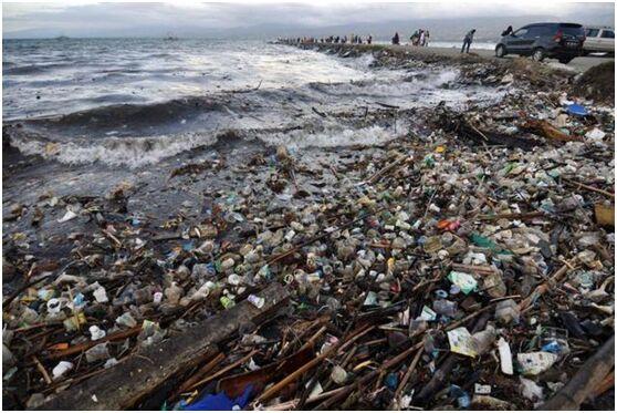 印尼拟年投10亿美元 欲至2050年减70%海洋塑料垃圾