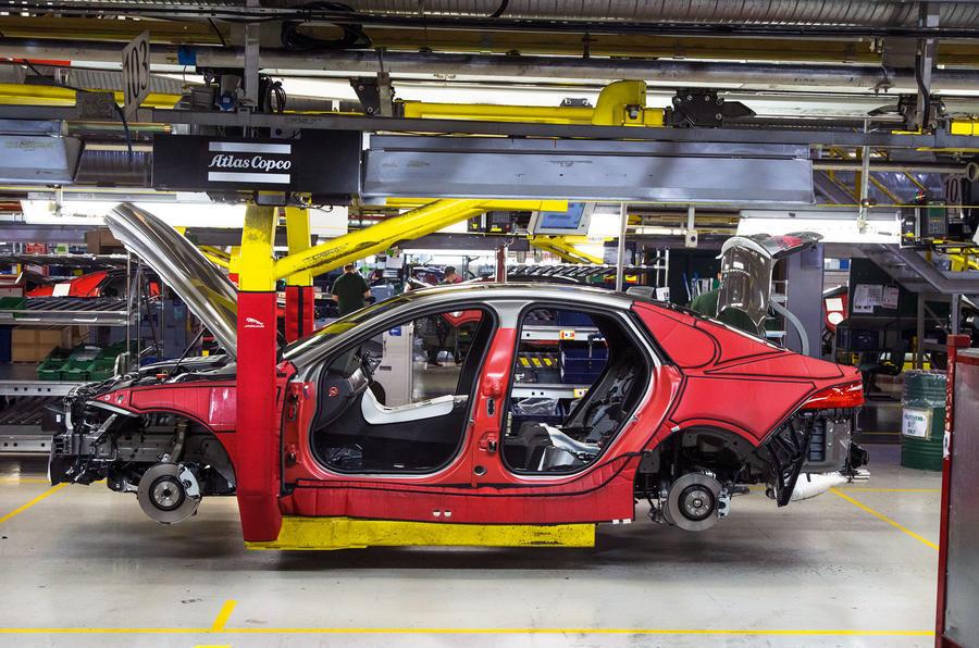 出口拉动 英国1月汽车产量创9年最高