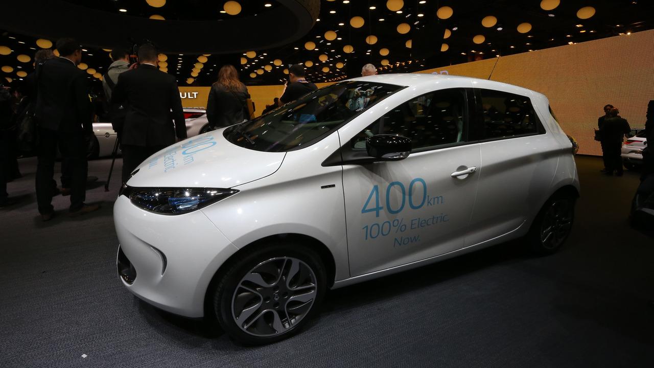 雷诺神秘电动车将亮相日内瓦车展 或为新经济车型