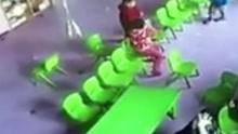山东一幼儿园孩子因挑食被老师打破鼻子