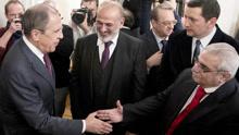叙利亚的问题和谈在日内瓦重启