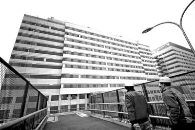 天坛医院新院区家底 神经科床位占7成 病房多是2人间