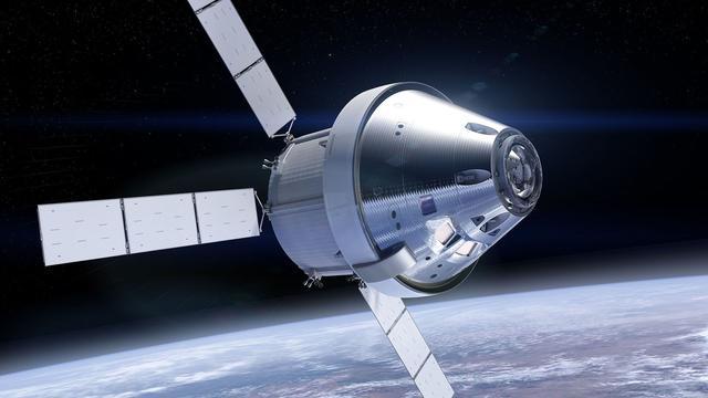 首飞就载人?美国猎户座飞船拟搭载两人绕月飞行