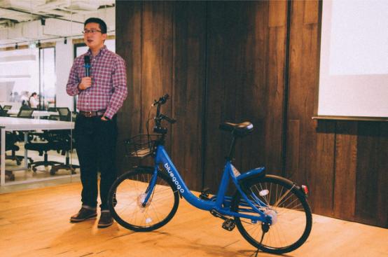 小蓝单车再获4亿元融资正式进入北京市场