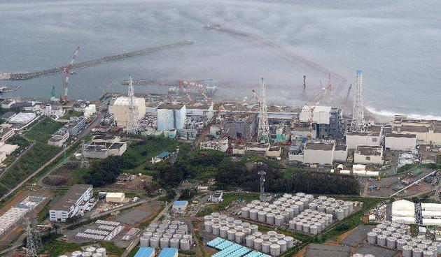 劫后空城! 福岛核电站,辐射值为东京四五千倍