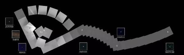 哈勃望远镜为旅行者号的星际之旅探路