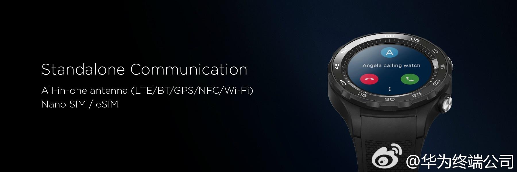 终于可以甩掉手机出去浪啦!#HUAWEIWTCH2#支持独立移动网络(仅4G版本),就算手机不在身边