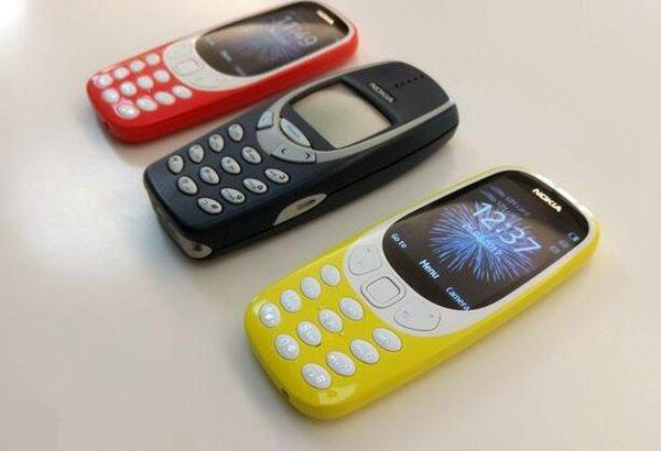 新版诺基亚3310发布 情怀只能当备用机