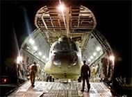 这飞机很能装 中国也有就好了