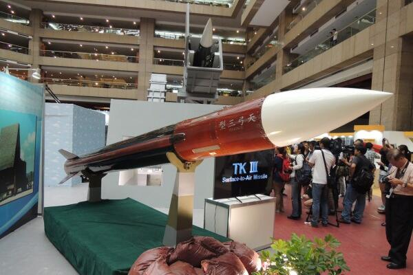 """台""""导弹军""""3月1日启动 台媒:针对大陆"""