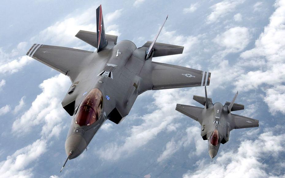 英媒:美军加紧在东亚部署F35 剑指中国和朝鲜