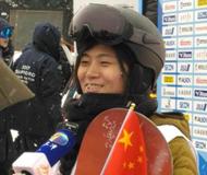 中国包揽单板滑雪U型槽男女两项冠军