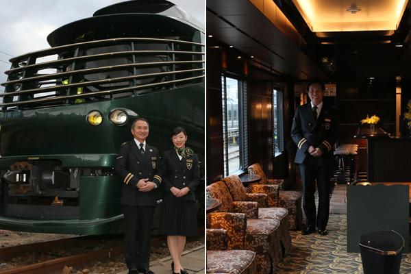 日本铁路公司推出超豪华卧铺列车 尚未运行票已售罄